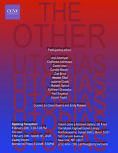 The Other Utopias