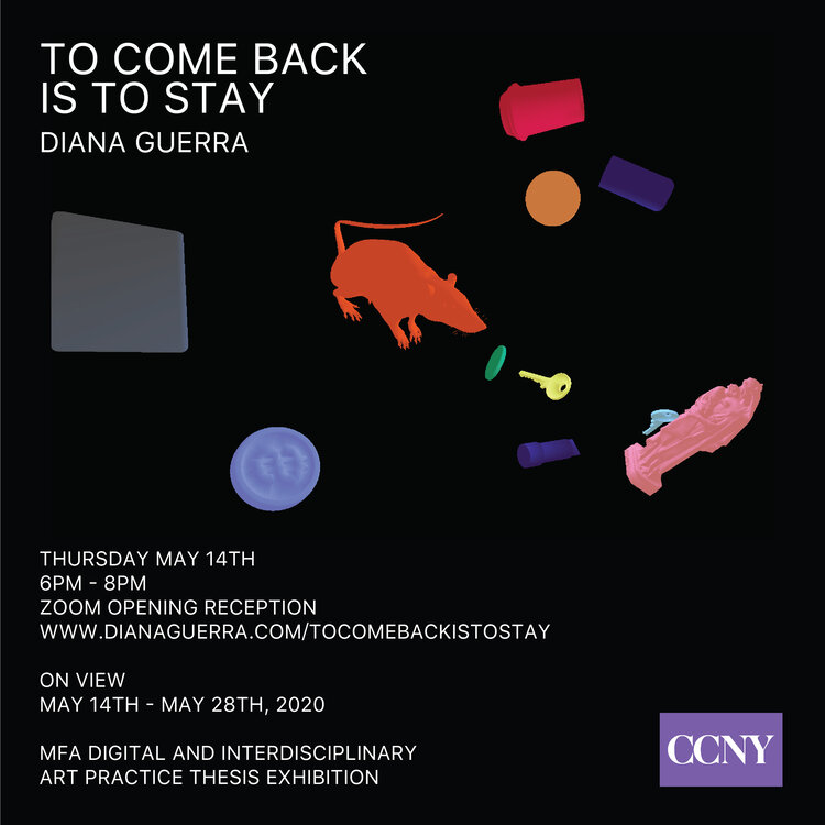 Diana Guerra Thesis poster 2020